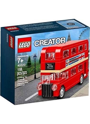Lego Lego Creator 40220 London Bus Renkli